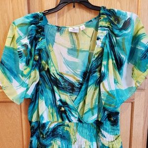 Worthington Woman Blouse size 1X
